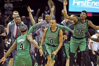 NBA reitingas: dėsnius neigianti komanda