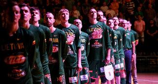 Lietuva – Naujoji Zelandija: naujokų pasirodymas, paprastas žaidimas, sirgalių lankomumas ir J.Kazlausko šūksniai (FOTO)