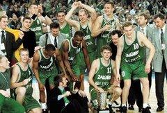 """Istorinis """"Žalgirio"""" triumfas Eurolygoje: kur 1999-ųjų didvyriai yra dabar?"""